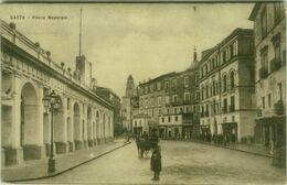 GAETA ( LATINA ) PIAZZA MUNICIPIO - EDIZIONE VALENTE - 1910s (BG5506) - Latina