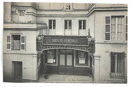 SOISSONS - Agence SOCIETE GENERALE - 72 Rue Saint Martin - Soissons