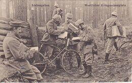 Liebesgaben Post Carte Allemande 1° Guerre - Weltkrieg 1914-18