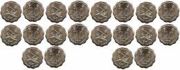 Hong Kong - 10 Pcs X 20 Cents 1998 AUNC / UNC Lemberg-Zp - Hongkong