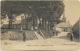 Lot De 15 CPA De FRANCE (toutes Scannées) - La Plupart Animées, 12/15 Ont Circulé, Bon état Général Du Lot. - 5 - 99 Postcards