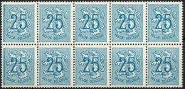 België 1368P2 ** - Bijgewerkte Kader Links - Cadre à Gauche Rectifiée - Abarten Und Kuriositäten