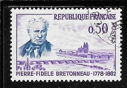 FRANCE  N°1328 OB TB SANS DEFAUTS - Gebraucht