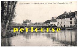 46  Bretenoux Le Pont ( Vue Prise En Aval) - Altri Comuni