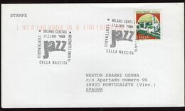 Italia - C. Postale - Timbro Postale - Centenario Della Nascita Di Duke Ellington - Jazz - 1999 - Circulee - A1RR2 - Musik