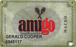 Fiesta Casino Las Vegas, NV - Slot Card Copyright 2009 - Casinokarten