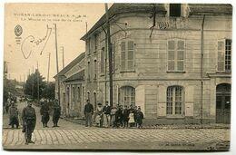 St Jean Les 2 Deux Jumeaux La Mairie Et La Rue De La Gare - Francia