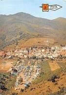 Spain Camping San Miguel Colera (Costa Brava) Panorama - Spanien