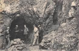 Grotte De RAMIOUL (Ramet) - L'entrée Pendant Les Travaux - Flémalle