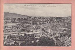 OUDE POSTKAART - ZWITSERLAND - SUISSE -    ST. GALLEN -  ST. LEONARDSQUARTIER - SG St. Gall