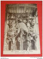 """PARIS  -  """" Le Cabaret Des Truands """"  - Boulevard De Clichy - 1921 - - Cafés, Hoteles, Restaurantes"""