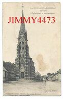 CPA - OVILLERS-LA-BOISSELLE - L' Eglise Avant Le Bombardement ( Arr. De Péronne 80 Somme ) N° 1 - Edit. G. Lelong - Francia