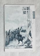 Cartolina Postale Porta Pia, Sona Novara - Non Viaggiata - Altre Guerre