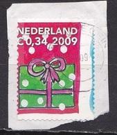 2009 Decemberzegel Onbekende MISPERFORATIE NVPH 2684 Met Volledige Vertanding Naar Links Zie Scans !!! - Errors & Oddities