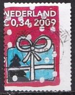 2009 Decemberzegel Onbekende MISPERFORATIE NVPH 2693 Met Volledige Vertanding Naar Links Zie Scans !!! - Errors & Oddities