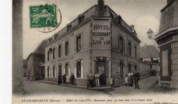 AY-CHAMPAGNE Hôtel Du Lion D'Or - Ay En Champagne