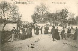 SAINT NAZAIRE VILLE ES MARTIN - Saint Nazaire