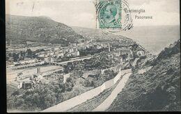 Italie -- Ventimiglia -- Panorama - Imperia