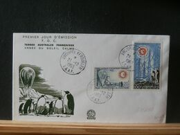 90/638 FDC   TAAF  1963 OBL.ARCHIPEL KERGUELEN 15/12/1963 - FDC