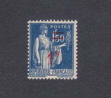 TIMBRE FRANCE N° 485 NEUF ** - 1932-39 Paz