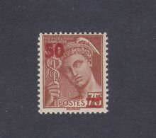 TIMBRE FRANCE N° 477 NEUF ** - 1932-39 Paz