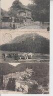 LOT DE 100 CPA TYPE PETITE CARTE  DROUILLE - Pas De Paris, Lourdes, Versailles, Mont St Michel ...  Qqes Ex En Scan  - - 100 - 499 Karten