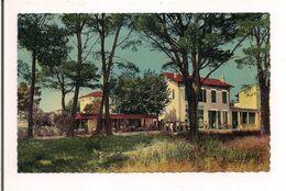 """Saint-Raphaël Le Dramont  """" Hôtel Splendid - Le Dramond Près Agay """"  - Dans Les Années 1940 - Puis Hôtel Du Débarquement - Saint-Raphaël"""