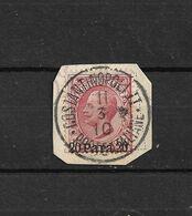 Edouard VII / British Post Office / Constantinople 1910 - 1902-1951 (Könige)