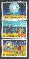 Cocos  N° 53/55  Yvert NEUF * - Kokosinseln (Keeling Islands)