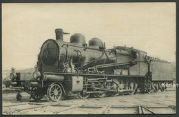 Locomotives Du Sud-Est (ex PLM) - Machine N° 4403 Devenue 140 B 110 - N° 543 Edit. H. M. P. - Voir 2 Scans - Treni
