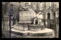 21 - BEAUNE - MONUMENT DU DOCTEUR MAREY - Beaune