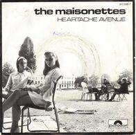 """THE MAISONETTES """"HEARTACHE AVENUE - THE LAST ONE TO KNOW"""" DISQUE VINYL 45 TOURS - Vinyl Records"""