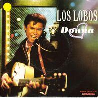 "LOS LOBOS ""DONNA - FRAMED"" DISQUE VINYL 45 TOURS - Vinyl Records"