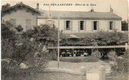 PAS DES LANCIERS - Hotel De La Gare (2238 ASO) - Frankreich