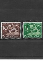 519-Allemagne III REICH-1939 Timbres Pour Journeaux Neuf * - Nuovi