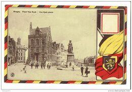 36940 - Brugge Van Eyck Plaats - Bruges Place Van Eyck - Brugge