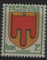 FR 1631 - FRANCE N° 837 Neuf** Armoiries De Provinces Auvergne - Nuovi