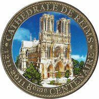 2011 AB185 - REIMS - Cathédrale Notre Dame (8ème Centenaire Couleurs) / ARTHUS BERTRAND 2011 - Arthus Bertrand