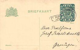 NETHERLANDS - BRIEFKAART 7 1/2 CENT  /AS131 - Ganzsachen