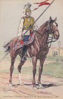 Armée Russe Chevalier Garde De S.M. Marie Theorodovna - Uniformi
