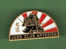 JUDO *** CLUB APTESIEN *** (B-8) (18) - Judo