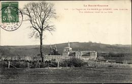 CPA Bellegarde Sainte Marie Haute Garonne, Abbaye De Sainte Marie Du Desert - Frankrijk