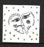 2008 - N° 148**MNH - Coeur St Valentin Sorbier - Autoadesivi