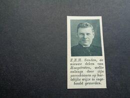 """Origineel Knipsel ( 6604 ) Uit Tijdschrift """"  De Stad """"  1936 :   Hoogstraten - Non Classificati"""