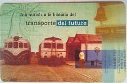 Argentina 20 Creditos Transporte De Futuro - Argentina