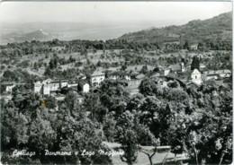 CARCIAGO  GHIFFA  VERBANIA   Panorama  Lago Maggiore - Verbania
