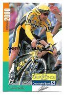 PHOTO -  CYCLISME- CICLISMO-TOUR DE FRANCE - CARLOS SASTRE - Radsport