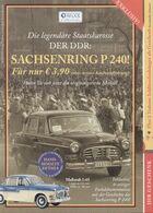 Page De Publicité ATLAS 2010 DDR TRABANT Sachsenring P 240 Maßstab 1/43 - Panzer