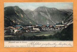 Nassereith Fernpass Austria 1900 Postcard - Other