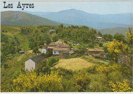 Village Des Ayres Entre Le Col Des Pendedis Et Le Col De Jalcreste - Francia